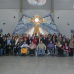 Domenica 16 Novembre 2008 Ritiro Spirituale Presso il Santuario Mia Madonna e Mia Salvezza (Casapesenna)