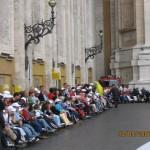 Mercoledi 30 Maggio 2007 Udienza dal santo Padre Roma