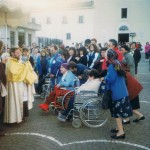 Domenica 20 Ottobre 1996  San Giovanni Rotondo,Madonne delle Grazie(Padre Pio)