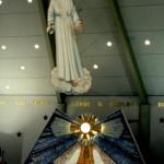 Domenica 18 Novembre 2001 Ritiro Spirituale presso il Santuario Mia madonna Mia Salvezza Casapesenna(CE)
